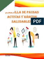 CARTILLA HABITOS SALUDABLES