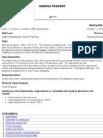 Sanctuary at Barrel Oak Application File