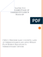 Thermo Chapter 1