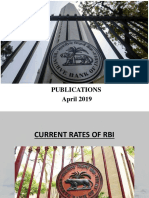 RBI Publications
