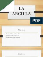 La Arcilla