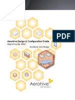 Aerohive High Density Wi Fi Design Config Guide 330073 02 (1)