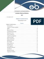 Informativo Stf 2017 - Constitucional