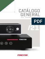 201909 Fonestar Catálogo 20-21_es