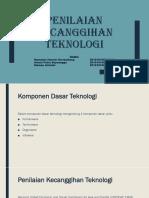 Penilaian Kecanggihan Teknologi (Kelompok 4)