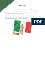 Historia Del Italiano