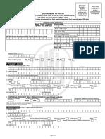 PLI Proposal Form