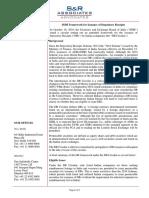 SEBI Framework for Issuance of Depository Receipts
