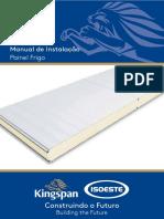 Manual de Instalação Painel Frigo