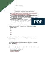 Preguntas de Fisiología
