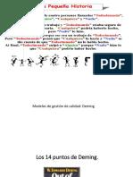 Clase de Modelos de gestión de calidad para hacer clases