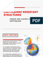 Ppt on Earthquake Resistant Structures.