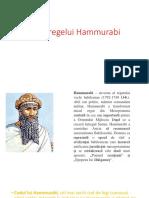 Legile Regelui Hammurabi