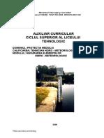 Masurarea elementelor hidro-meteorologice_M. Zaharie.doc