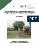 Informe Final Montevideo_ene2015