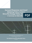 US Smart Meters Regulations - Policy Makers Guide
