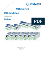 ISMA-B-MINI and MIX Series IO Manual Modbus