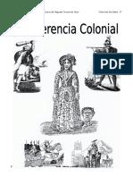 La Herencia Colonial 1