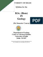 10912 Bsc H Geology