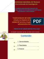SistemaUniversitarioVirtual UNT VII JORNADA 2019