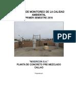 Informe de Monitoreo Ambiental Callao i Sem