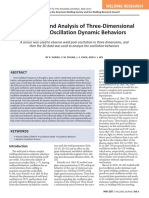 2017_05 Observation and Analysis of Three­Dimensional weld pool oscillation dynamic behaviors