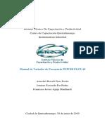 Manual Variador Frecuencia PowerFlex40