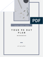 90 Day Plan With Tript