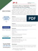 Capacitacion Ensamble y Mantenimiento de PCs y Portátiles.