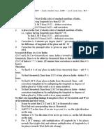 Praveen I Notes