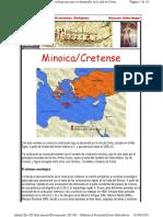 Minoicos o Cretences