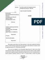 Civil forfeiture unconstitutional
