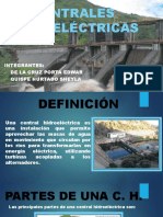 CENTRALES HIDROELÉCTRICAS.pptx