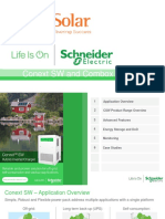 Schneider Off Grid Self Consumption Solutions Webinar