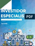 Investidor Especialista Vol. 2 a Nova Era Dos Fundos