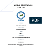 Filosofía General  tarea 5.docx