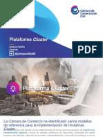 Plataforma cluster CCC