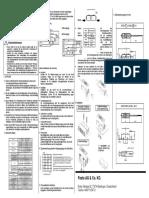 Caudal Datasheet