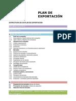 Guia Practica Para Elaborar Un Plan Exportador