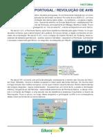 2 Formacao de Portugal - Revolucao de Avis