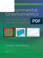 (Analytical Chemistry Series) Hanrahan, Grady-Environmental Chemometrics _ Principles and Modern Applications-CRC Press (2008)