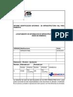 Informe Identificacion de Infraestructura Vial Sismedica