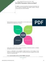 ¿Qué Es La Matriz DOFA Personal y Cómo Se Hace_ - Lifeder