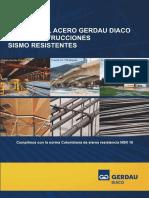 Diaco - Manual de Acero Para Construcciones Sismo Resistentes