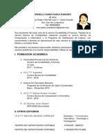 Pablo Paredes, Anshela Tanne