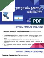 Legislación Laboral Argentina
