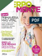 Año 2016 - Revista Cuerpo Mente - No 288 - Abril