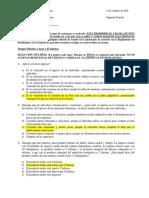 Solución II Parcial - 1830