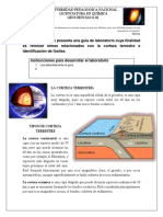informe de geociencias