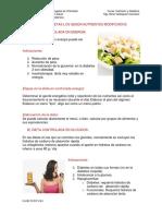 Tipos de Dietas Los Según Nutrientes Modificados-sesion 14